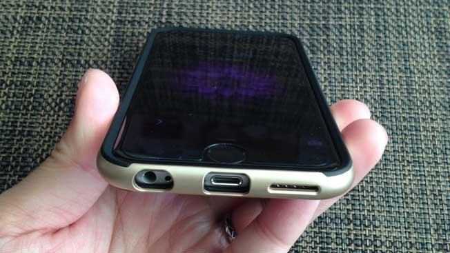 ついにSpigenのネオ・ハイブリッドiPhoneケースを装着した感想